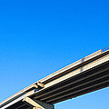 Unfinished Freeway Ramp by Panoramic Images