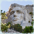 Unfinished Lincoln 2 by John M Bailey