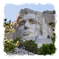 Unfinished Lincoln 3 by John M Bailey