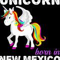 Unicorn Bornknewjmexico by Kaylin Watchorn