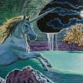 Unicorn Lake by Tommy Midyette