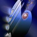 Unidentified Floral Orgazmator Ufo by Warren Furman