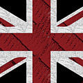 Union Jack Flag Deco Swing by Cecely Bloom