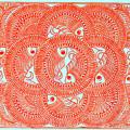 Union  Orange by Prerna