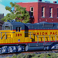 Union Pacific 289 by Pat Turner