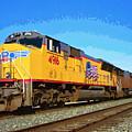 Union Pacific by Dominic Piperata