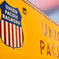 Union Pacific Railroad by TL Mair
