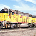 Union Pacific Up - Railimages@aol.com by Ronald Estes