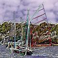 Union Sail by Tim Allen