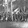 Union Soldiers by Granger