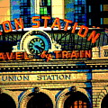 Union Station by Christine Zipps