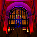 Union Station Decked Out For The Holidays by John Diebolt
