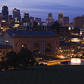 Union Station Kansas City by Chad Davis