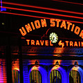 Union Station Lights by Brian Kerls