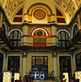 Union Station Lobby by Kristin Elmquist