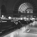 Union Station, Washington Dc 1963 by Library Of Congress
