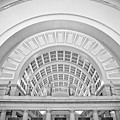 Union Station Washington Dc by Susan Candelario
