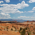 Unique Landscape Of Bryce Canyon by Bob Cuthbert