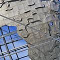 Unisphere Close Up 2 by Bob Slitzan