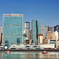 United Nations Building by June Marie Sobrito