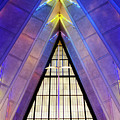United States Air Force Academy Cadet Chapel 3 by Bob Christopher