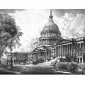 United States Capitol Building by War Is Hell Store