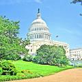 United States Capitol - Washington Dc by Thomas Krappweis
