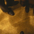 United States People Feet At A Party by Keenpress