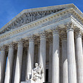 United States Supreme Court Building by Steven Frame