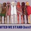United We Stand Transparent Background by R  Allen Swezey