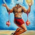 Universal Acrobat by Darwin Leon