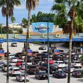 Universal Florida Parking Entrance by David Lee Thompson