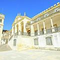 University Of Coimbra by Benny Marty