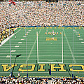 University Of Michigan Stadium, Ann by Panoramic Images