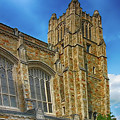 University Of Michigan Ann Arbor by Pat Cook