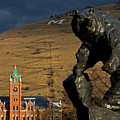 University Of Montana Icons by Katie LaSalle-Lowery
