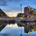 University Of North Texas Apogee Stadium by JC Findley