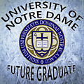 University Of Notre Dame Future Graduate by Movie Poster Prints