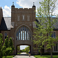 University Of Notre Dame by Sally Weigand