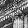 University Of Pennsylvania Column Detail by University Icons