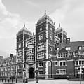 University Of Pennsylvania The Quadrangle by University Icons