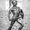 University Of Southern California Tommy Trojan Statue by University Icons