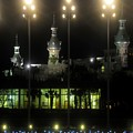 University Of Tampa Lights by David Lee Thompson
