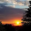 Until We Meet Again- Oregon Sunset by Janie Johnson