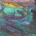 Untitled 118 Original Painting by Iyanuolowa Adeshina
