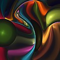 Untitled 4-10-10-a by David Lane