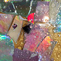 Untitled Abstract Prism Plates II by Rob Mandell
