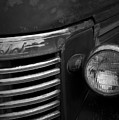 Untitled Classic Car by Merle Foraker