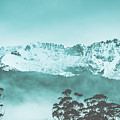 Untouched Winter Peaks by Jorgo Photography - Wall Art Gallery