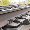 Unused Rail by Ginger Repke